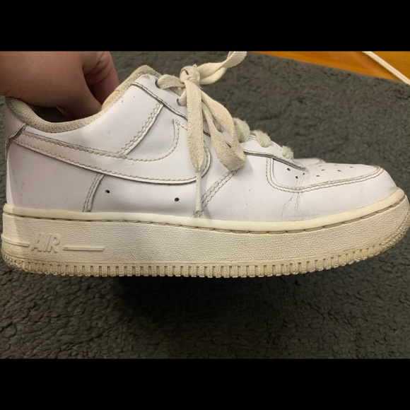 Nike Shoes   White Air Force 1s Size 6